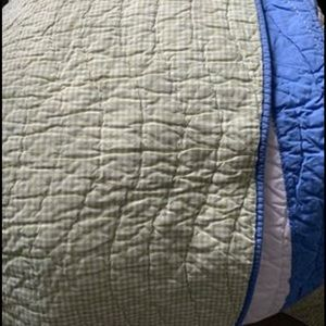 Pottery Barn kids twin size quilt